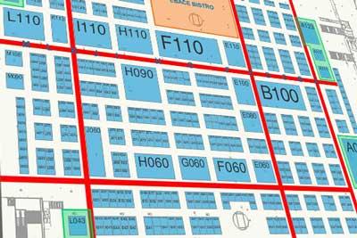 Technical Floor Plan